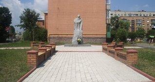 Пам'ятник М.С.Грушевському.