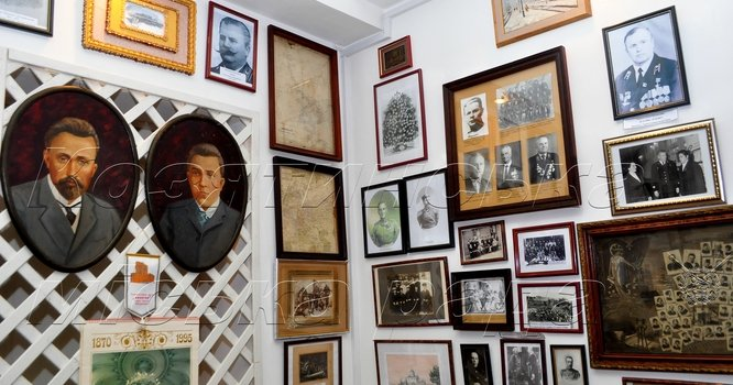 Музей історії Козятина. Постійні павільйони: 1) Козятин залізничний.